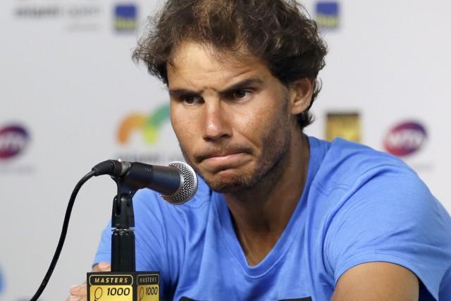 Rafael Nadal... (Associated Press)