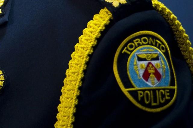 Pendant les quatre dernières années, une unité de police de Toronto a utilisé... (Archives La Presse Canadienne)