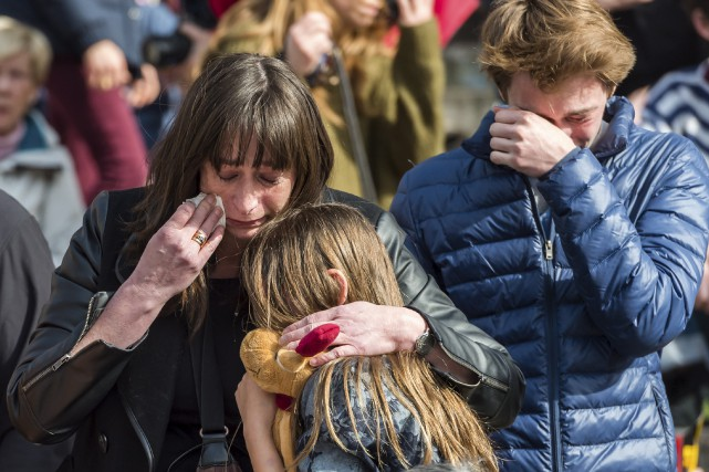 Les attentats ont fait 31 morts et 270... (Associated Press)
