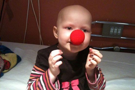 La petite Hélixane a perdu son combat contre... (Archives courtoisie)