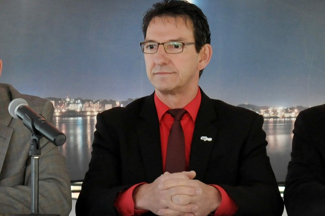 Le président de l'arrondissement de Jonquière, Bernard Noël,... (Archives Le Progrès-Dimanche)