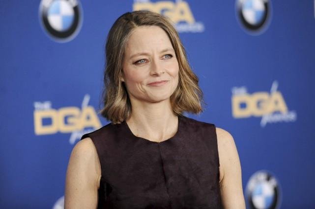 Jodie Foster est l'une des actrices les plus discrètes de Hollywood. Le... (AP, Richard Shotwell)