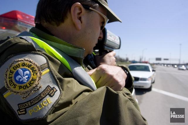 Près de 75% des détenteurs de permis de... (PHOTO FRANÇOIS ROY, ARCHIVES LA PRESSE)