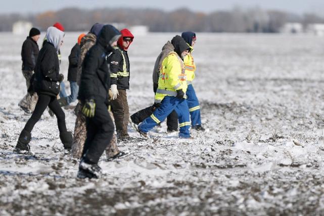 Chase Martens, l'enfant de deux ans qui a été retrouvé sans vie samedi dans un... (La Presse Canadienne)