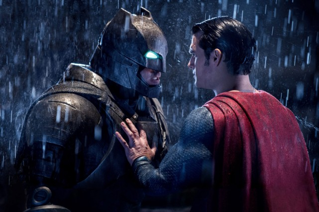 Les données du box-office pour le film Batman v Superman: Dawn of... (PHOTO WARNER BROS.)