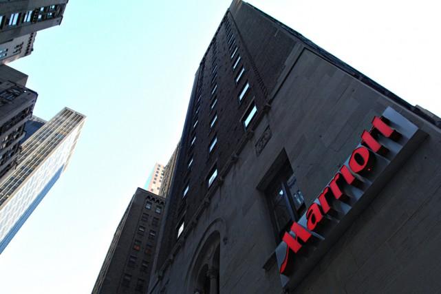 Marriott dit toujours croire que Starwood serait mieux... (Archives Bloomberg)