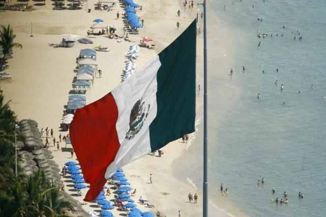 Acapulco, située dans le sud-ouest du Mexique, est... (ARCHIVES REUTERS)