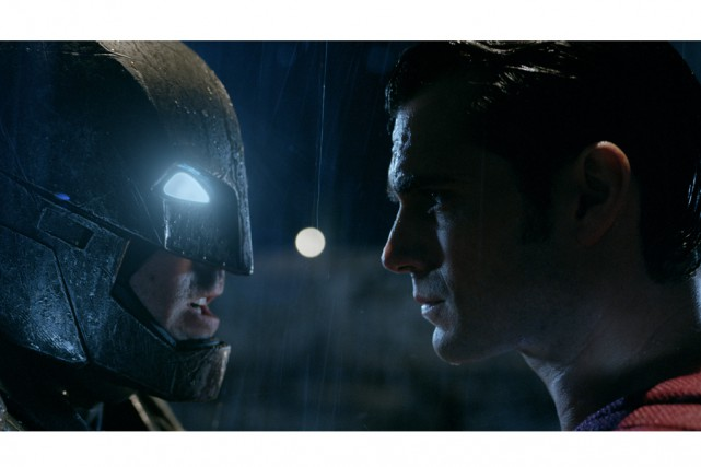 La mégaproduction américaine «Batman v Superman: Dawn of Justice» a... (Fournie par Warner Bros. Pictures)