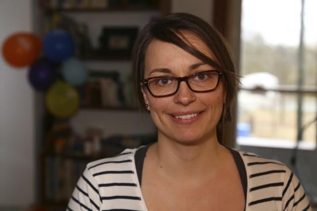 Esther Laframboise souhaite que le financement stable se... (photo Janick Marois)