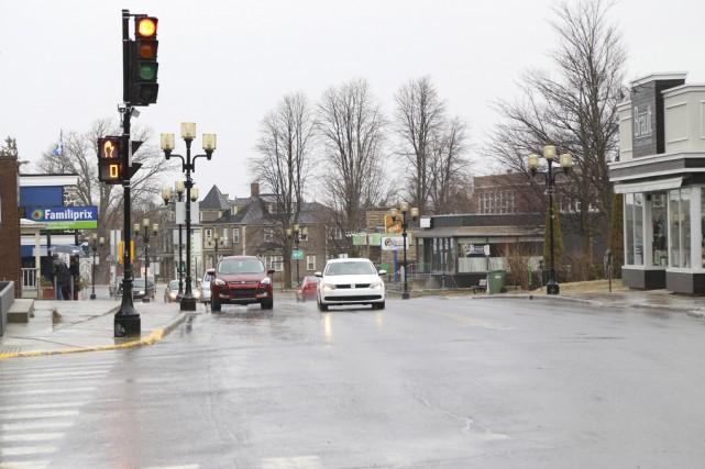 «C'est sûr qu'on va montrer Cowansville dans cette... (photo Janick Marois)