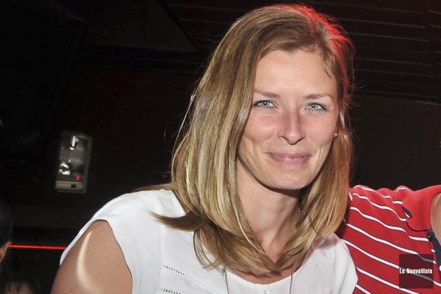 Cindy Rousseau... (Archives Le Nouvelliste)