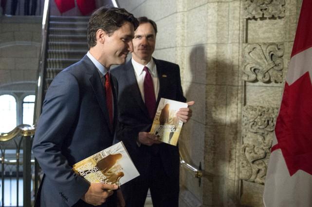 Le premier ministre Justin Trudeau sera à Calgary ce mardi alors qu'il doit... (La Presse Canadienne, Justin Tang)