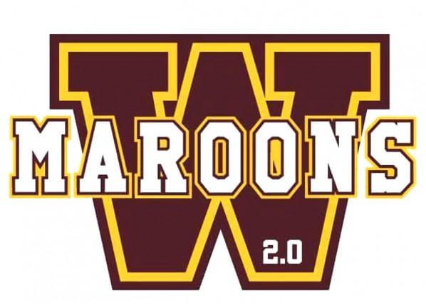La finale de la Ligue de hockey senior de la Mauricie opposant les Maroons au...