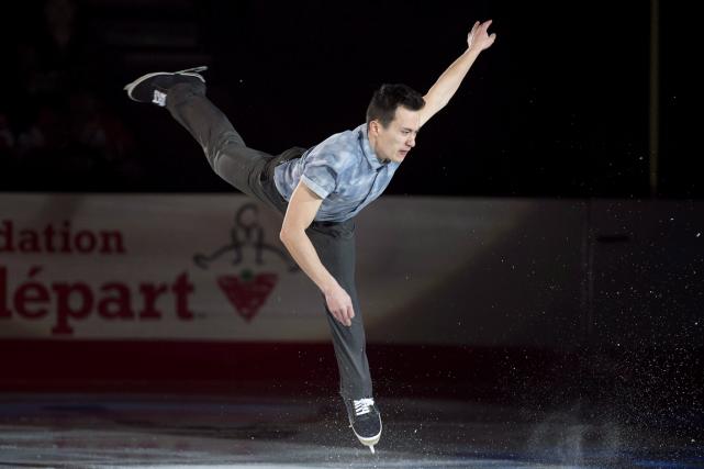 Cela fait trois ans que le Canadien Patrick... (Photo Darren Calabrese, PC)