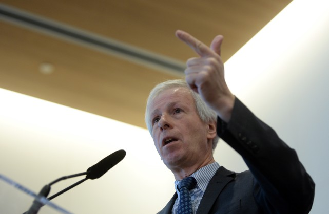 Stéphane Dion... (Photo PC)
