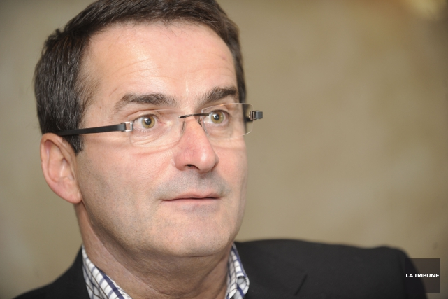 Jean Lapierre... (Archives La Tribune)