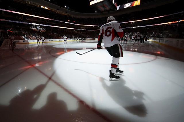 «Je fais partie des joueurs qui sont menacés... (Sean M. Haffey, Archives Getty Images/AFP)