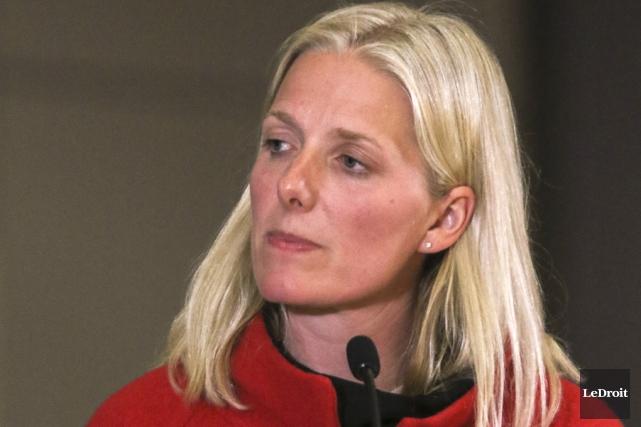 La ministre fédérale de l'Environnement,Catherine McKenna, a affirmé... (Archives Le Droit)