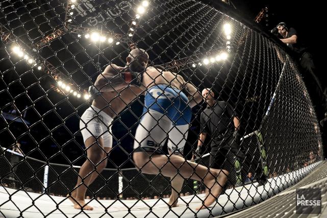 Les billets pour le gala de l'UFC à... (Bernard Brault, Archives La Presse)