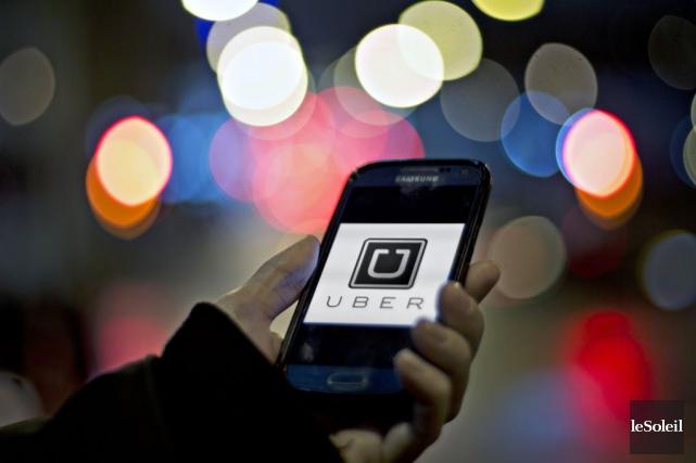 Le dossier Uber s'inscrit dans le cadre beaucoup... (Photothèque Le Soleil)