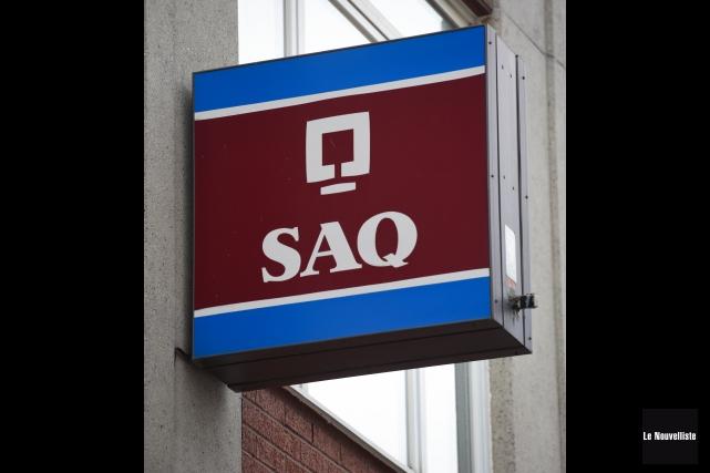 La Société des alcools du Québec (SAQ) a... (Archives Le Nouvelliste)