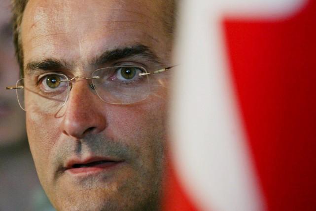 Le chroniqueur politique et ancien politicien Jean Lapierre... (Archives PC)