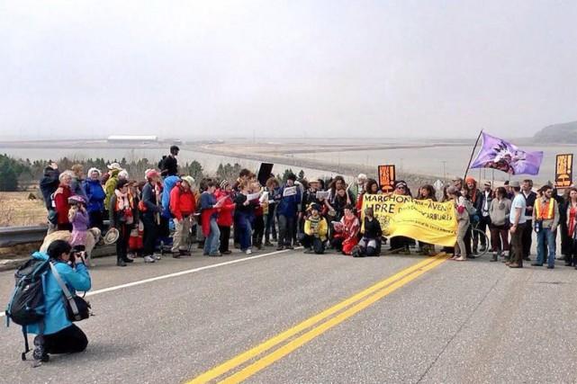 Une scène du documentaire Pipelines, pouvoir et démocratie... (Fournie par l'ONF)