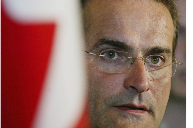 Jean Lapierre s'est fait élire pour la première... (Archives La Presse Canadienne)