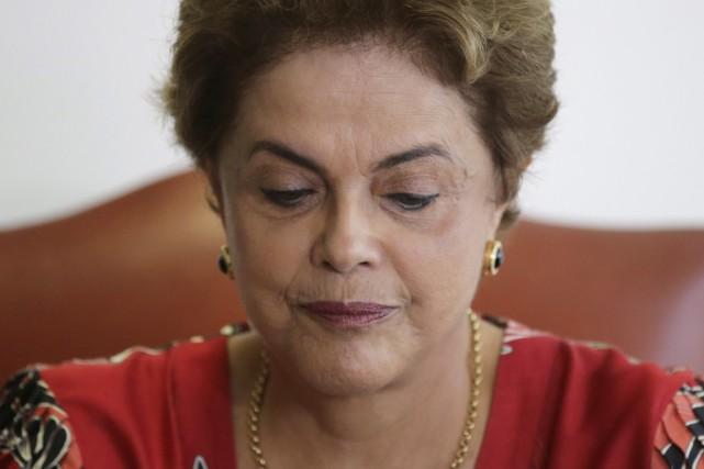 La Chambre des députés du Brésil doit se... (PHOTO ERALDO PERES,  AP)
