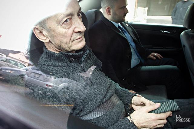 Pietro Magistrale est l'un des accusés qui a... (PHOTO PATRICK SANFAÇON, ARCHIVES LA PRESSE)