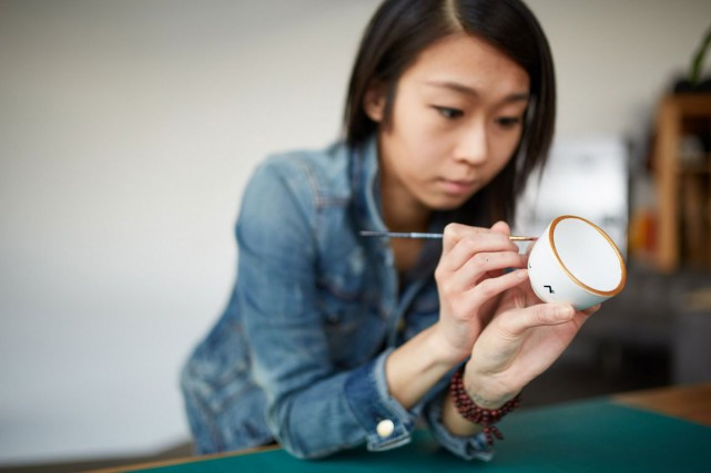 Isabelle Yam est une designer graphique formée en... (PHOTO FOURNIE PAR ISABELLE YAM)
