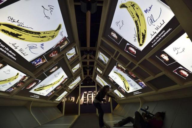 Le Velvet Underground, et avec lui la contre-culture des années 60 à New York,... (PHOTO AFP)
