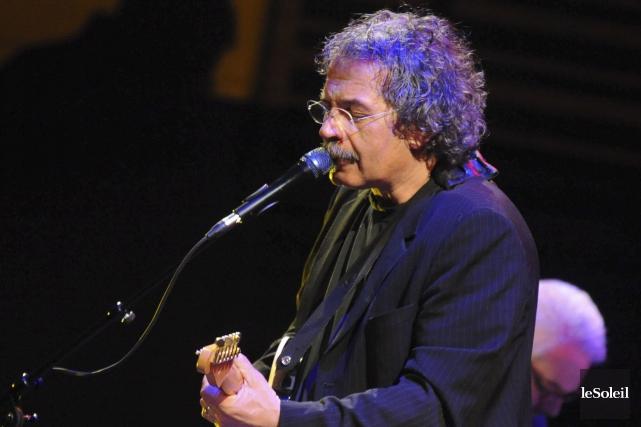 Gianmaria Testaa présenté des spectacles à Québec en... (Photothèque Le Soleil)