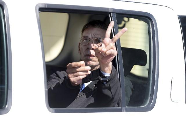 Après son arrestation, Mustafa aurait demandé aux policiers... (George Michael, AFP)