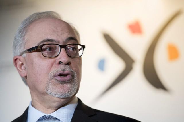 Le ministre des Finances du Québec, CarlosLeitao.... (PAUL CHIASSON, ARCHIVES LA PRESSE CANADIENNE)