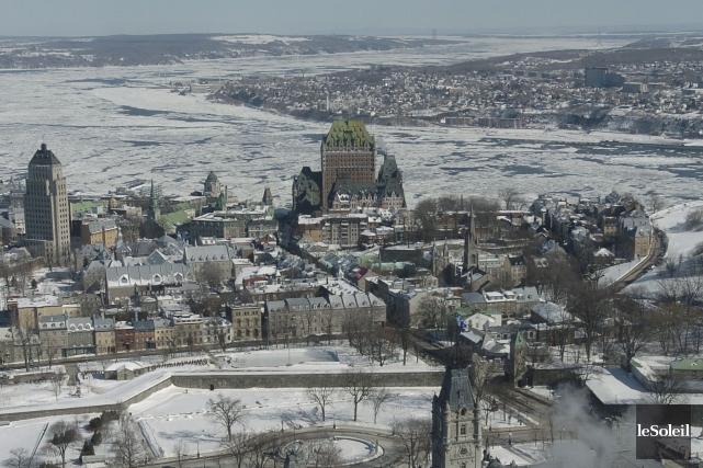 La région de Québec trône toujours au sommet... (Photothèque Le Soleil)