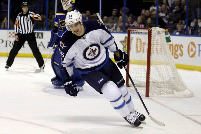 Le jeune Mark Scheifele donne espoir à la... (Photo d'archives)
