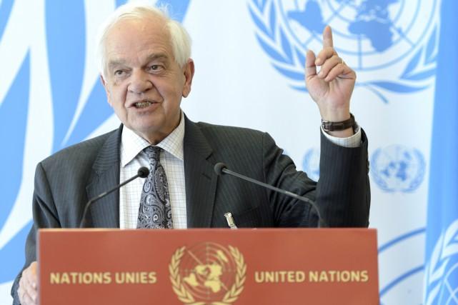 Le ministre de l'Immigration, des Réfugiés et de... (Associated Press)