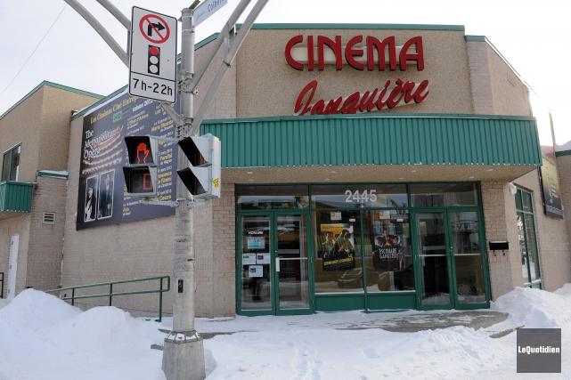 Le Cinéma Jonquière... (Archives Le Quotidien, Rocket Lavoix)