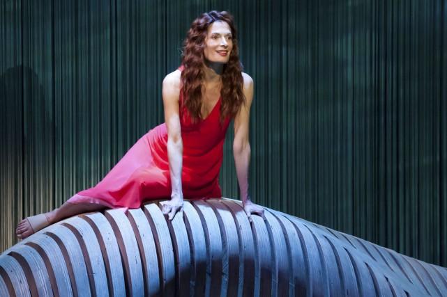 Dense et ambitieux, le solo Molly Bloom porté... (Caroline Roberge)
