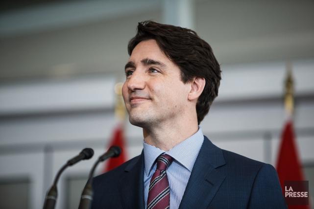 Justin Trudeau... (Codie McLachlan, PC)