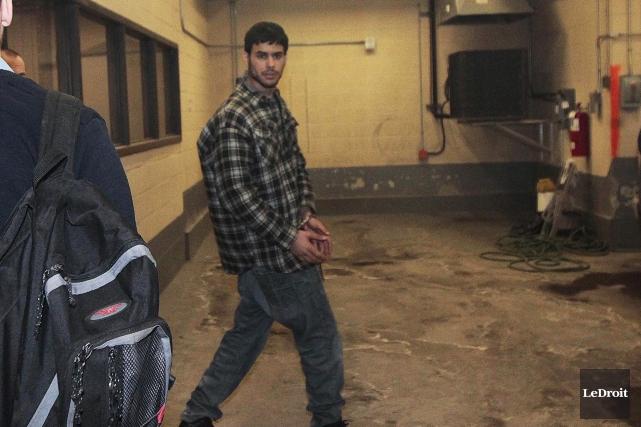 Mourad Louati est en détention préventive depuis trois... (Archives LeDroit)