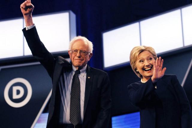 L'augmentation est si consensuelle chez les démocrates qu'Hillary... (PHOTO CRAIG RUBADOUX, ARCHIVES FLORIDA TODAY/AP)