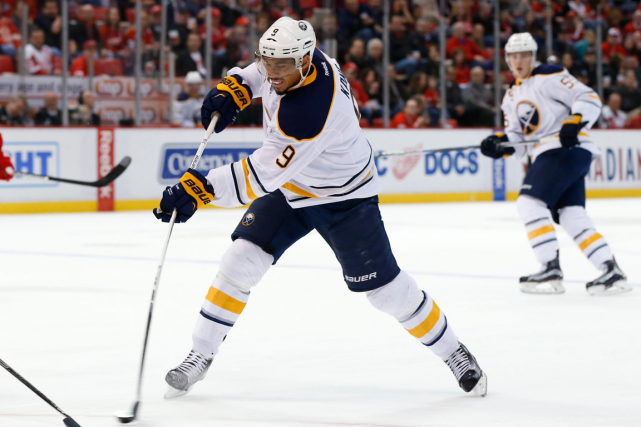 Evander Kane... (Photo Paul Sancya, archives AP)