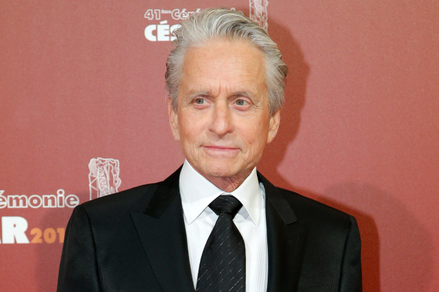 Michael Douglas... (Photo Thibault Camus, AP)