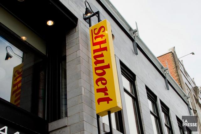 Le Groupe St-Hubert compte plus de 10 000... (PHOTO ALAIN ROBERGE, ARCHIVES LA PRESSE)