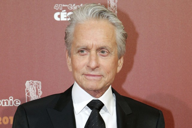 L'acteur Michael Douglas... (Archives AP)