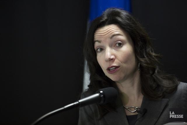 La critique du Parti québécois en matière de... (Archives La Presse, Olivier Pontbriand)