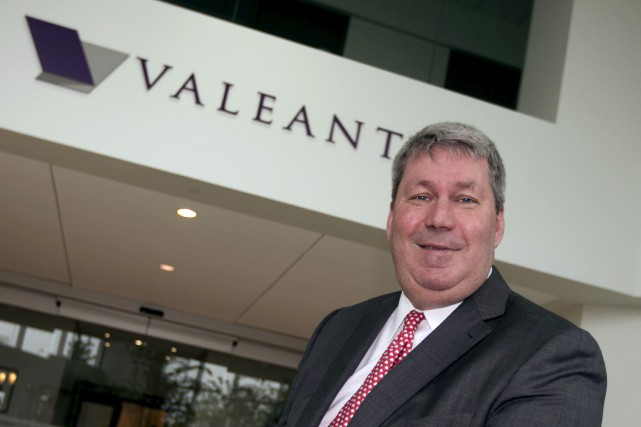 L'ex-PDG de Valeant, Michael Pearson.... (PHOTO CHRISTINNE MUSCHI, ARCHIVES REUTERS)
