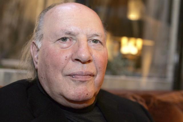 L'écrivain hongrois ImreKertész, qu'on a souvent comparé àPrimo... (AFP, François Guillot)